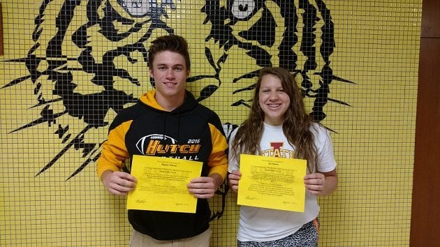 Tigers of the Week – Maguire Petersen & Lexi Kucera