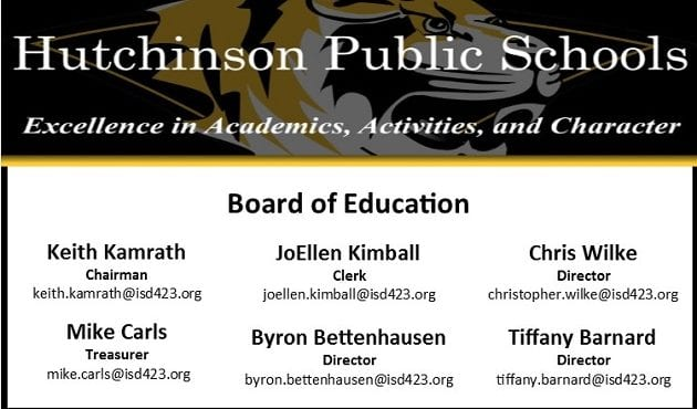 School Board Meetings: November 13, 2019